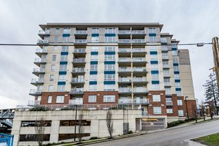 Photo 1: 402 200 KEARY STREET in New Westminster: Sapperton Condo for sale : MLS®# R2145784