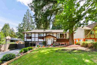 Photo 1: 3848 CLEMATIS CRESCENT in Port Coquitlam: Oxford Heights House for sale : MLS®# R2274835