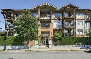 Photo 1: 412 500 Klahanie Drive in Port Moody: Port Moody Centre Condo for sale