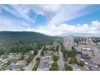"""Photo 14: 2204 691 NORTH Road in Coquitlam: Coquitlam West Condo for sale in """"BURUITLAM CAPITAL"""" : MLS®# R2398383"""