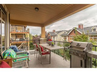 """Photo 18: 357 8328 207A Street in Langley: Willoughby Heights Condo for sale in """"Yorkson Creek"""" : MLS®# R2404461"""