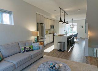 "Photo 3: 15 2371 RANGER Lane in Port Coquitlam: Riverwood Townhouse for sale in ""Fremont Indigo"" : MLS®# R2408752"