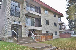 Photo 1: 305 11250 97 Street in Edmonton: Zone 08 Condo for sale : MLS®# E4177340