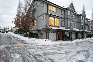 "Main Photo: 1 8726 159 Street in Surrey: Fleetwood Tynehead Townhouse for sale in ""Fleetwood Green"" : MLS®# R2428773"