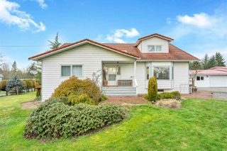 "Photo 1: 26167 24 Avenue in Langley: Otter District House for sale in ""South Otter"" : MLS®# R2435653"