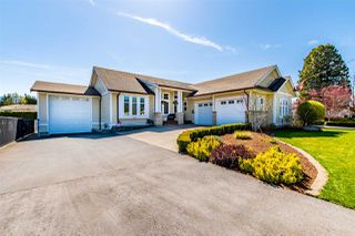 Photo 1: 46670 PORTAGE Avenue in Chilliwack: Chilliwack N Yale-Well House for sale : MLS®# R2451506