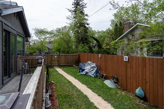 Photo 29: 923 Somerset Avenue in Winnipeg: East Fort Garry Residential for sale (1J)  : MLS®# 202011474