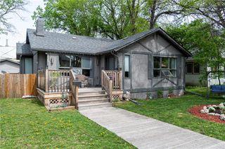 Photo 1: 923 Somerset Avenue in Winnipeg: East Fort Garry Residential for sale (1J)  : MLS®# 202011474