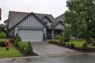 "Photo 1: 3356 272B Street in Langley: Aldergrove Langley House for sale in ""Stoneridge"" : MLS®# R2465191"