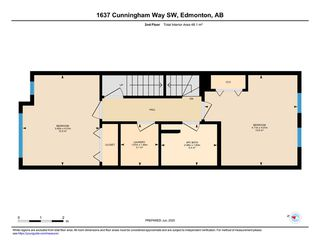 Photo 36: 1637 CUNNINGHAM Way in Edmonton: Zone 55 Townhouse for sale : MLS®# E4204804
