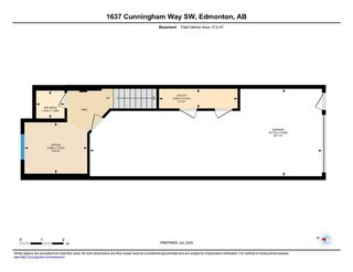Photo 38: 1637 CUNNINGHAM Way in Edmonton: Zone 55 Townhouse for sale : MLS®# E4204804