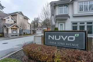 "Photo 35: 21 15454 32 Avenue in Surrey: Grandview Surrey Townhouse for sale in ""Nuvo 1"" (South Surrey White Rock)  : MLS®# R2517099"