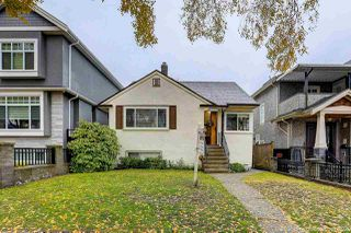 Main Photo: 2760 E 27TH Avenue in Vancouver: Renfrew Heights House for sale (Vancouver East)  : MLS®# R2520140