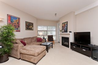 "Photo 2: 418 9339 UNIVERSITY Crescent in Burnaby: Simon Fraser Univer. Condo for sale in ""HARMONY"" (Burnaby North)  : MLS®# V938211"