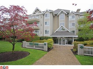 "Photo 1: 107 20217 MICHAUD Crescent in Langley: Langley City Condo for sale in ""MICHAUD GARDENS"" : MLS®# F1210719"