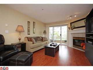 "Photo 2: 107 20217 MICHAUD Crescent in Langley: Langley City Condo for sale in ""MICHAUD GARDENS"" : MLS®# F1210719"
