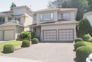 Main Photo: 1670 MCPHERSON Drive in Port Coquitlam: Citadel PQ House for sale : MLS®# V957654