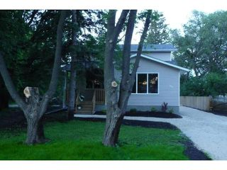 Photo 1: 841 Elmhurst Road in WINNIPEG: Charleswood Residential for sale (South Winnipeg)  : MLS®# 1213229