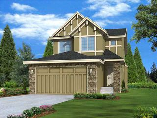 Main Photo: 107 CRANARCH Circle SE in CALGARY: Cranston Residential Detached Single Family for sale (Calgary)  : MLS®# C3550898