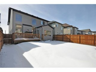 Photo 19: 227 TREMBLANT Way SW in CALGARY: Springbank Hill Residential Detached Single Family for sale (Calgary)  : MLS®# C3559150