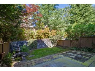 Photo 19: # 12 1506 EAGLE MOUNTAIN DR in Coquitlam: Westwood Plateau Townhouse for sale : MLS®# V1064650
