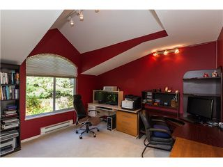 Photo 12: # 12 1506 EAGLE MOUNTAIN DR in Coquitlam: Westwood Plateau Townhouse for sale : MLS®# V1064650