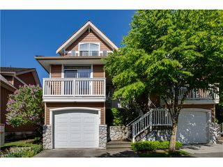 Photo 1: # 12 1506 EAGLE MOUNTAIN DR in Coquitlam: Westwood Plateau Townhouse for sale : MLS®# V1064650