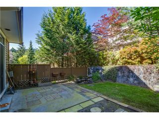 Photo 18: # 12 1506 EAGLE MOUNTAIN DR in Coquitlam: Westwood Plateau Townhouse for sale : MLS®# V1064650
