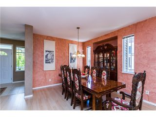 Photo 5: # 12 1506 EAGLE MOUNTAIN DR in Coquitlam: Westwood Plateau Townhouse for sale : MLS®# V1064650