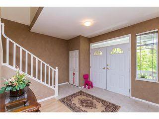 Photo 6: # 12 1506 EAGLE MOUNTAIN DR in Coquitlam: Westwood Plateau Townhouse for sale : MLS®# V1064650