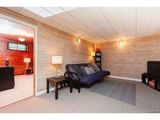 Photo 14: 127 Ellesmere Avenue in WINNIPEG: St Vital Residential for sale (South East Winnipeg)  : MLS®# 1420457