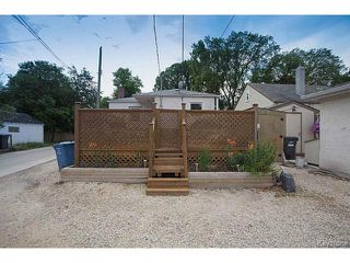 Photo 20: 127 Ellesmere Avenue in WINNIPEG: St Vital Residential for sale (South East Winnipeg)  : MLS®# 1420457