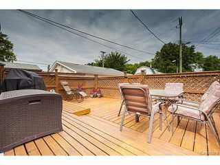 Photo 18: 127 Ellesmere Avenue in WINNIPEG: St Vital Residential for sale (South East Winnipeg)  : MLS®# 1420457