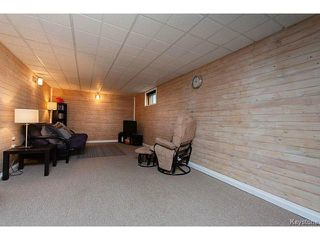 Photo 17: 127 Ellesmere Avenue in WINNIPEG: St Vital Residential for sale (South East Winnipeg)  : MLS®# 1420457