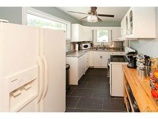 Photo 12: 127 Ellesmere Avenue in WINNIPEG: St Vital Residential for sale (South East Winnipeg)  : MLS®# 1420457