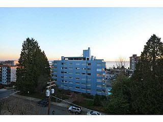 Photo 11: # 602 1737 DUCHESS AV in West Vancouver: Ambleside Condo for sale : MLS®# V1043637