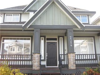 Photo 1: 7314 197TH ST in Langley: Willoughby Heights House for sale : MLS®# F1427370