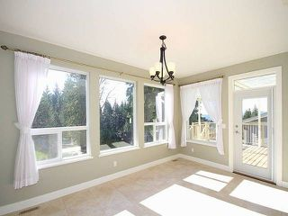 Photo 3: 3436 PRINCETON AV in Coquitlam: Burke Mountain House for sale : MLS®# V1103286
