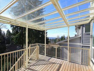 Photo 10: 3436 PRINCETON AV in Coquitlam: Burke Mountain House for sale : MLS®# V1103286