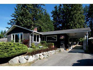 Photo 1: 12097 56 AV in Surrey: Panorama Ridge House for sale : MLS®# F1443114