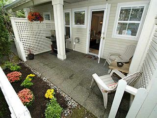 Photo 17: 14 1700 56TH STREET in Tsawwassen: Beach Grove Townhouse for sale : MLS®# V1143061