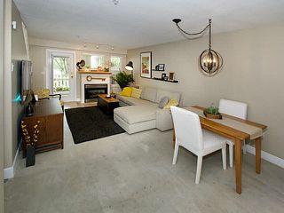 Photo 4: 14 1700 56TH STREET in Tsawwassen: Beach Grove Townhouse for sale : MLS®# V1143061