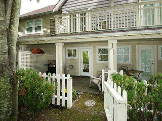 Photo 1: 14 1700 56TH STREET in Tsawwassen: Beach Grove Townhouse for sale : MLS®# V1143061