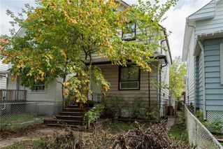 Photo 1: 923 Banning Street in Winnipeg: West End Residential for sale (5C)  : MLS®# 1927544