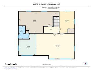 Photo 49: 11837 52 Street in Edmonton: Zone 06 House for sale : MLS®# E4180915