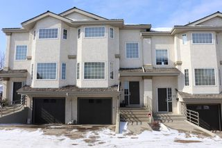 Main Photo: 16 1295 CARTER CREST Road in Edmonton: Zone 14 Townhouse for sale : MLS®# E4191408