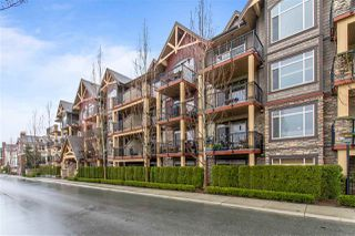 "Photo 1: 217 8328 207A Street in Langley: Willoughby Heights Condo for sale in ""Walnut Ridge 1"" : MLS®# R2448353"