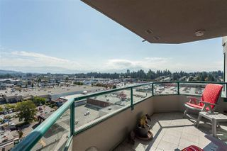 "Photo 36: 1404 32440 SIMON Avenue in Abbotsford: Abbotsford West Condo for sale in ""Trethewey Tower"" : MLS®# R2461982"