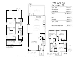 Photo 22: 793 E 22ND Avenue in Vancouver: Fraser VE House for sale (Vancouver East)  : MLS®# R2466035