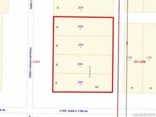 Photo 3: 2886 Commercial Dr in : Mn Mainland Proper Unimproved Land for sale (Mainland)  : MLS®# 837275
